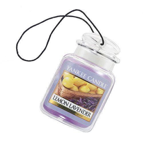 Yankee Candle Lemon Lavender Ultimate autóillatosító