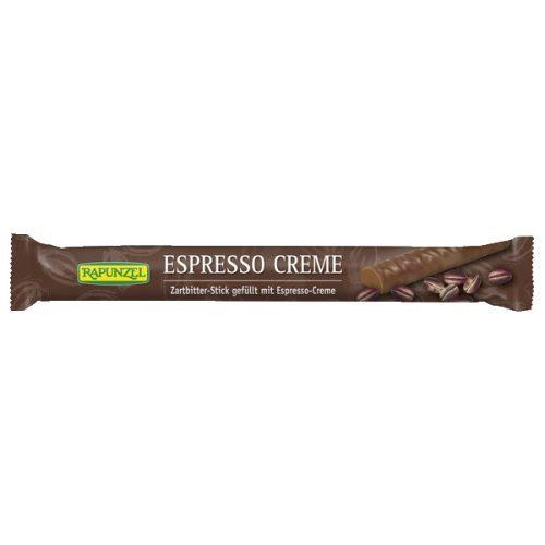 Rapunzel Espressokávés étcsokoládé rúd 22g