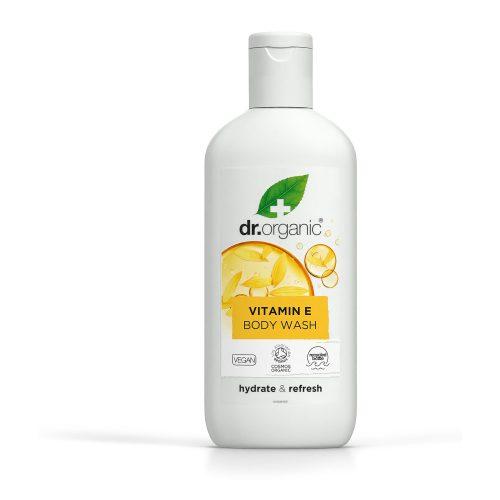 Dr. Organic Tusfürdő természetes E-vitaminnal