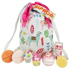 Bomb Cosmetics Egy táska láma ajándékcsomag