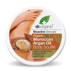 Dr. Organic Marokkói Argánolaj testápoló szuflé