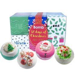 Bomb Cosmetics 12 nap karácsonyig adventi kalendárium