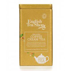 English Tea Shop X-mas Coffee Cream Bio Tea