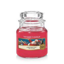 Yankee Candle Christmas Eve kis üveggyertya