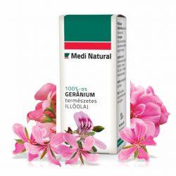MediNatural Geránium illóolaj100%