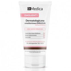 Bielenda DR MEDICA - Bőrpuhító emulzió arcmosáshoz, száraz és érzékeny bőrre