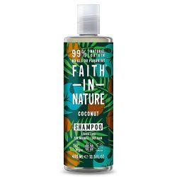 Faith in Nature Kókusz hajkondicionáló 400ml