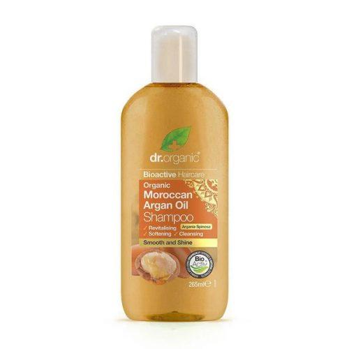 Dr. Organic Marokkói Argánolaj hajsampon