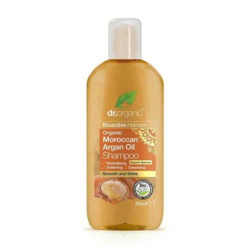 Dr. Organic Marokkói Argánolaj hajsampon 265ml