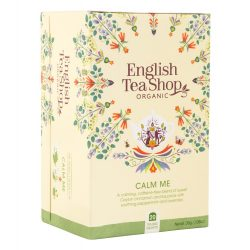English Tea Shop Bio tea - Nyugtató 20 filter