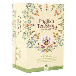 English Tea Shop Bio tea - Calm me 20 filter