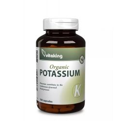 Vitaking Kálium potassium 99mg