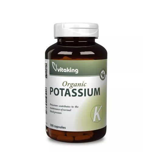 Vitaking Kálium 100db