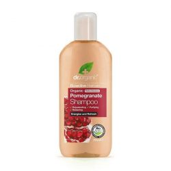 Dr. Organic Bio Gránátalma hajsampon