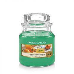 Yankee Candle Alfresco Afternoon kis üveggyertya