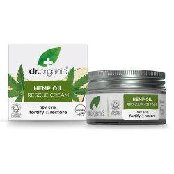 Dr. Organic 24 órás Elsősegély krém bioaktív kendermagolajjal