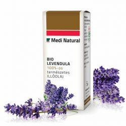 MediNatural Bio levendula illóolaj 100%