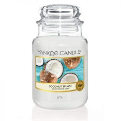 Yankee Candle Coconut splash nagy üveggyertya
