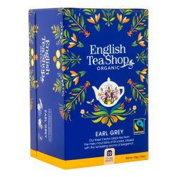 English Tea Shop Bio tea - Earl Grey 20 filter