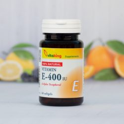 VitaKing E-vitamin 400NE