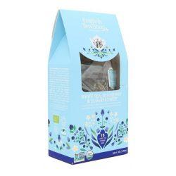 English Tea Shop Bio tea - Áfonya bodza 16 selyempiramis filter
