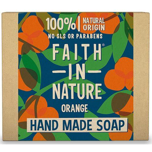 Faith in Nature Narancs szappan