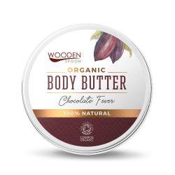 Wooden Spoon Bio testápoló vaj - Fenséges érintés
