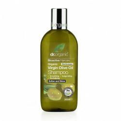 Dr. Organic Bio Oliva hajsampon