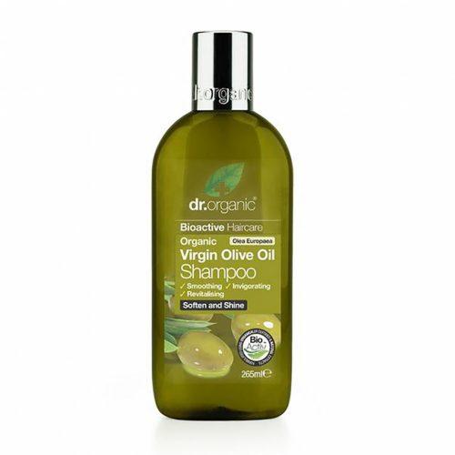 Dr. Organic Sampon bio olívaolajjal 265ml