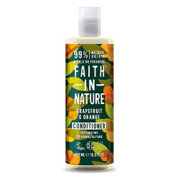 Faith in Nature Grapefruit és narancs hajkondicionáló