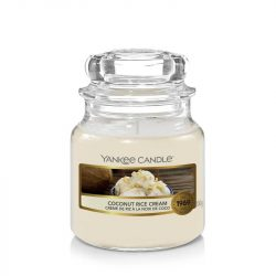 Yankee Candle Coconut Rice Cream kis üveggyertya