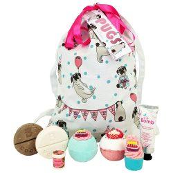 Bomb Cosmetics Boldog MOPSZülinapot! ajándékcsomag