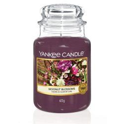 Yankee Candle Moonlit Blossoms nagy üveggyertya