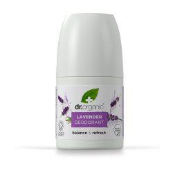 Dr. Organic Bio Levendula Alumíniummentes golyós dezodor 50ml