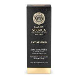Natura Siberica Caviar Gold Fiatalító nappali arckrém