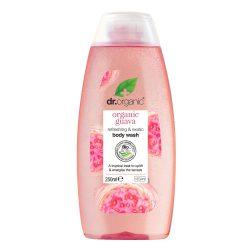 Dr. Organic Bio Guava Frissítő egzotikus tusfürdő 250ml