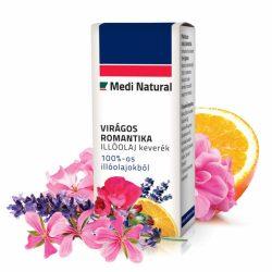 MediNatural Virágos romantika illóolaj 100%