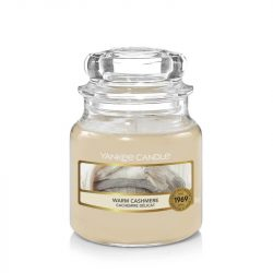 Yankee Candle Warm Cashmere kis üveggyertya