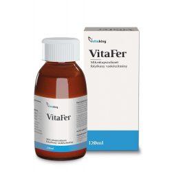 Vitaking VitaFer Junior folyékony vas készítmény