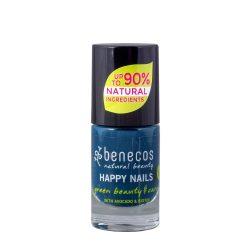 Benecos körömlakk Nordic blue