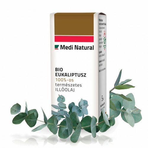 Medinatural Bio eukaliptusz illóolaj 100%