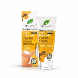 Dr. Organic Cellulitisz elleni krém bio méhpempővel