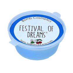 Bomb Cosmetics Festiválom Mini Melt