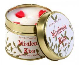 Bomb Cosmetics Fagyöngy csók Gyertya