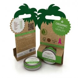 Coconutoil Cosmetics Original Ajakápoló Balzsam