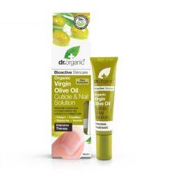 Dr. Organic Körömágy és köröm ápoló bio olívaolajjal