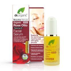 Dr. Organic Damaszkuszi rózsa szérum