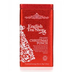 English Tea Shop X-mas Punch Bio Tea