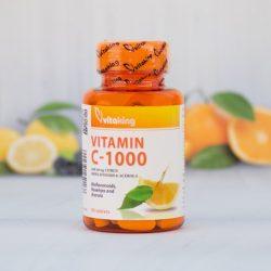 VitaKing C-vitamin 1000mg Bioflavonoiddal