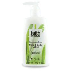 Faith in Nature Illatmentes kéz- és testápoló